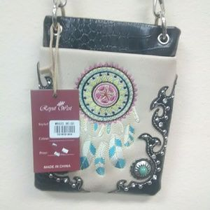 Royal West 3 ways Mini bag